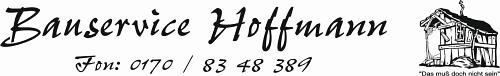 bauservice hoffmann